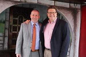 Joe Campolo and Keith Lawlor