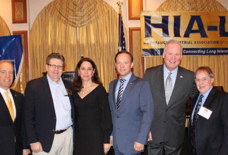 Joe Campolo and Legislators