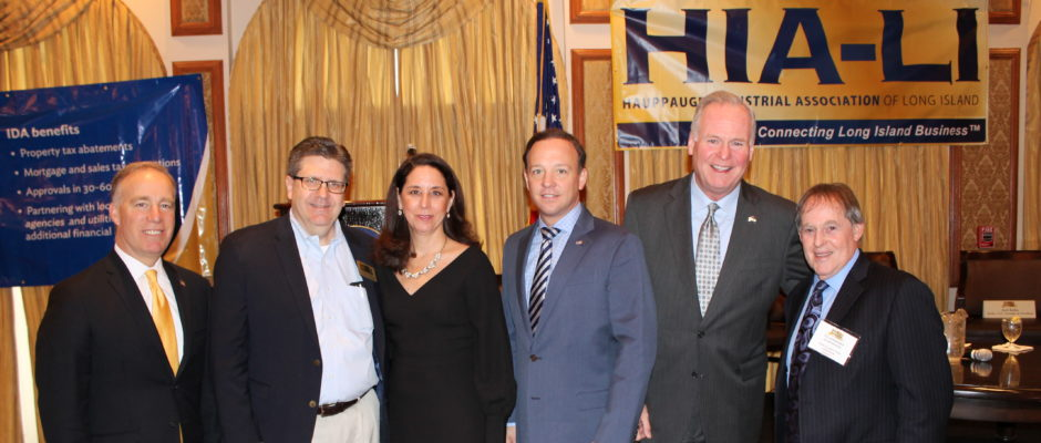 Campolo Moderates HIA-LI Legislative Breakfast Featuring Elected Officials
