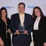 Joe Campolo receives award