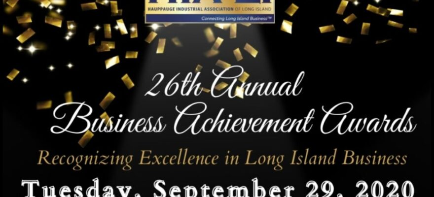 Campolo Delivers Remarks at HIA-LI Business Achievement Awards